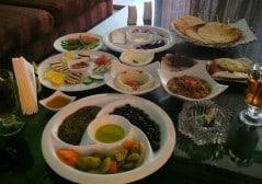 مطعم أرابيسك