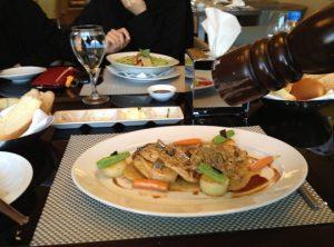 مطعم أنتوريوم الرياض