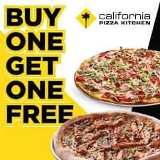 مطعم بيتزا كاليفورنيا كتشن