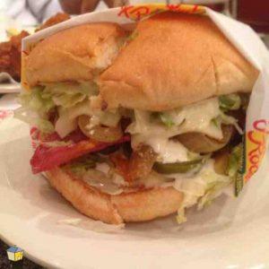 مطعم جوني روكتس الرياض