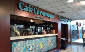 مطعم سيراميك الرياض