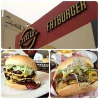 مطعم فات برجر في الرياض