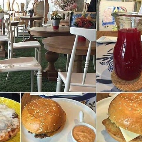 مطعم وكافيه بيسترو في الرياض