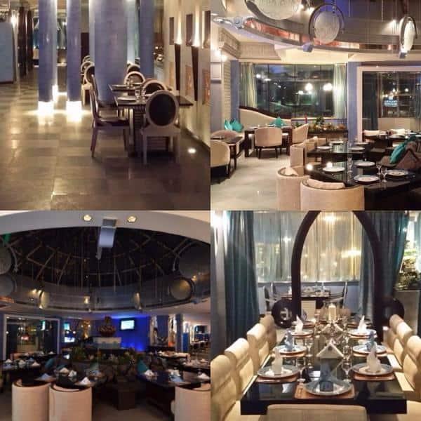 مطعم وكافيه فيروز قاردن في الرياض