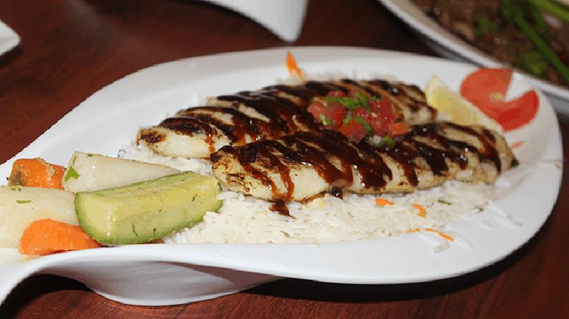 مطعم سينيز مكة المكرمة