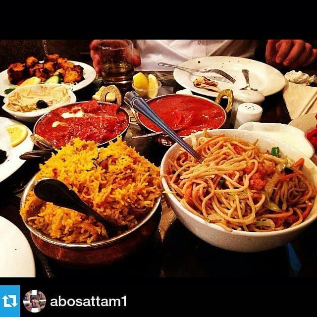 مطعم قصر الهند الرياض