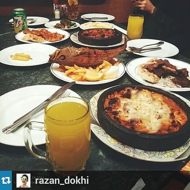 مطعم السرايا التركي الرياض