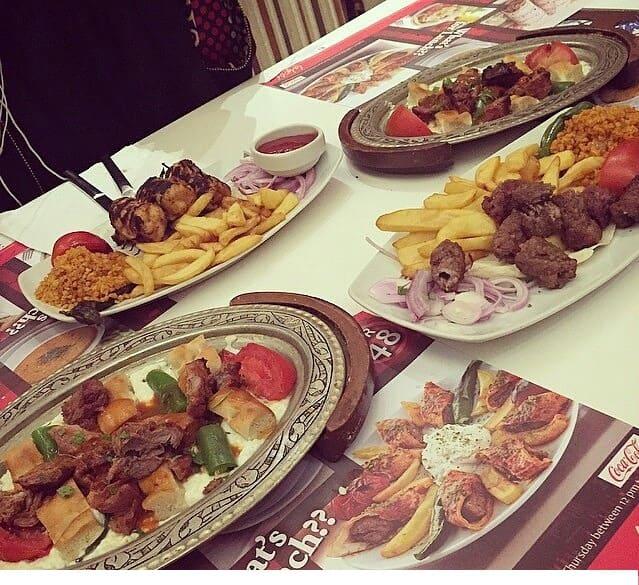 مطعم أناتوليا الرياض