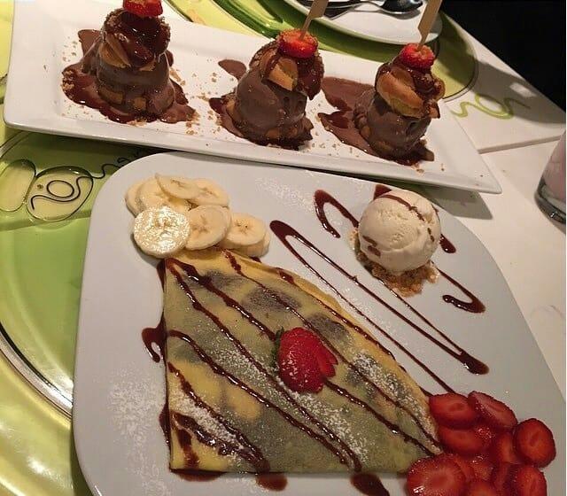 مطعم واتر ليمون الرياض