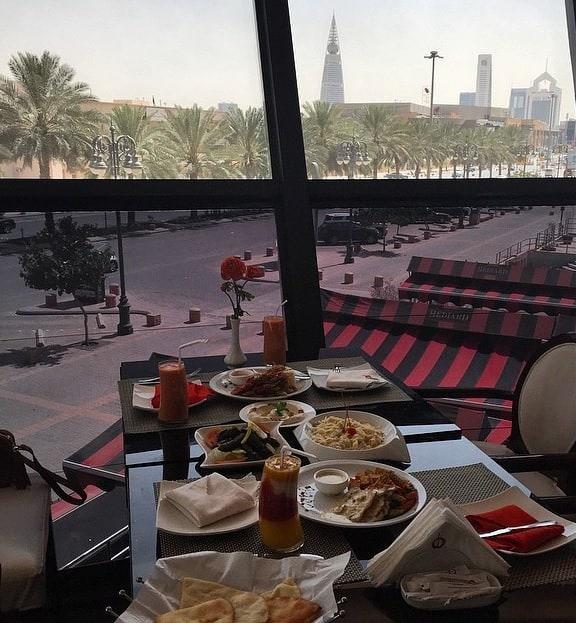 مطعم باسيرو الرياض