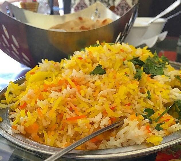 مطعم الصيف الهندي الرياض
