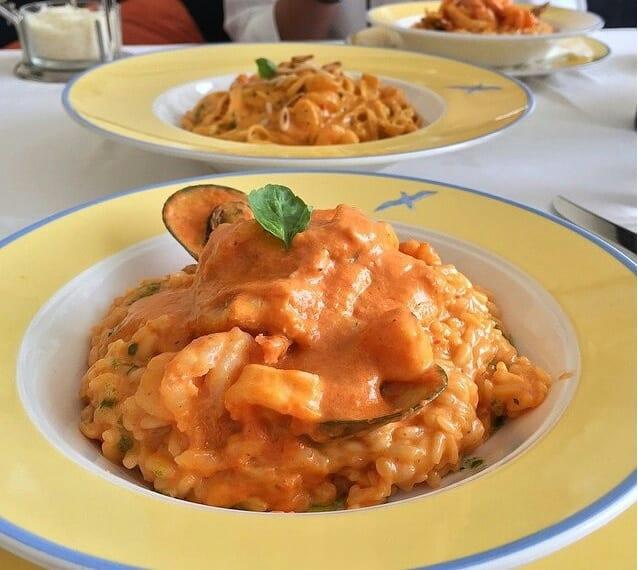 مطعم الجبيانو الرياض
