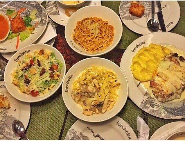 مطعم فوركيتا الرياض