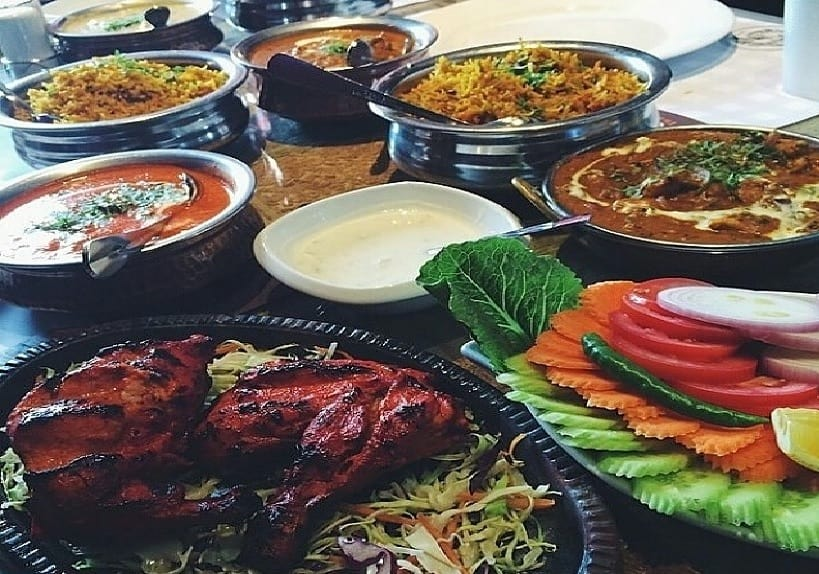 مطعم الملاعق الفضية الرياض