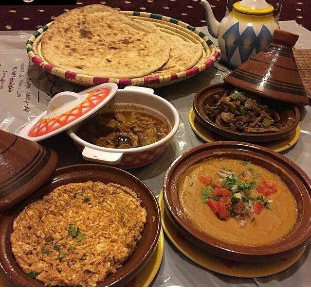 مطعم المجلس الخليجي الرياض