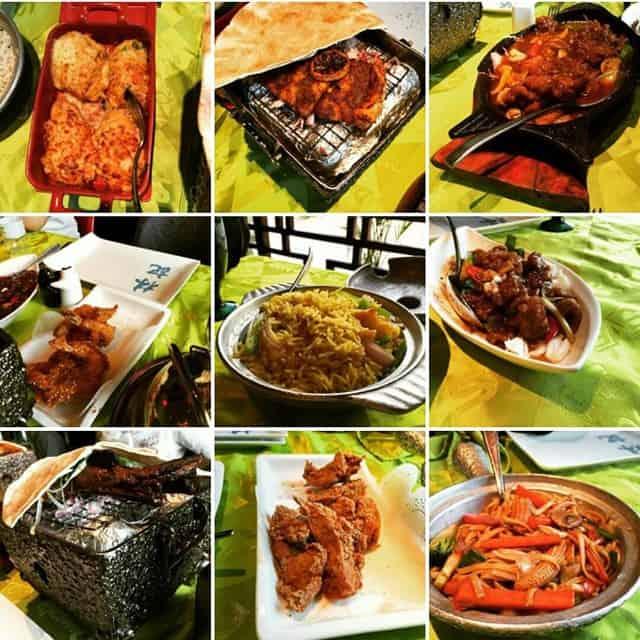 مطعم ميراج الرياض