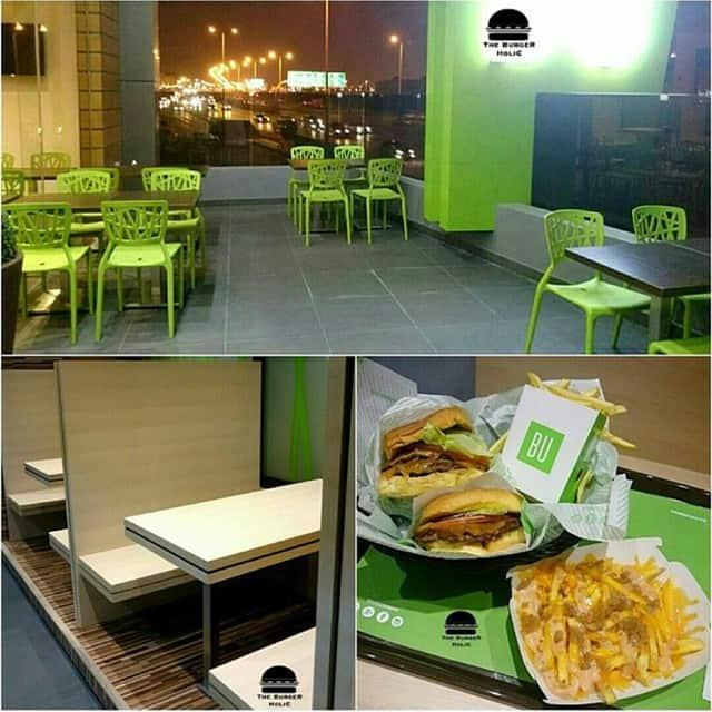 مطعم برجرونومي الرياض
