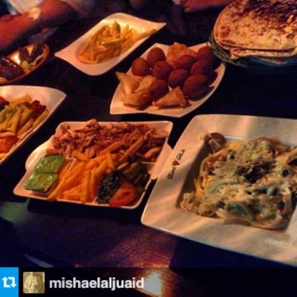 مطعم شامي الرياض