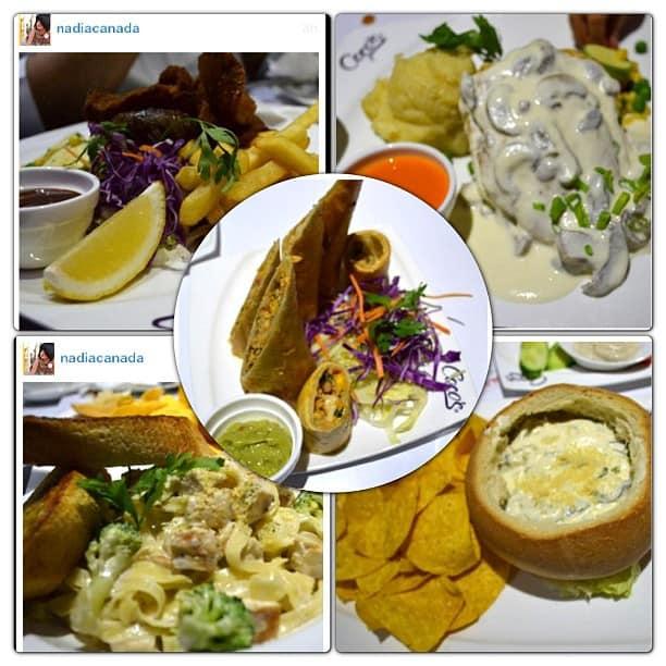 مطعم كوكوز الرياض