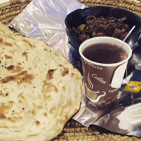 مطعم صروح سبأ مكة المكرمة