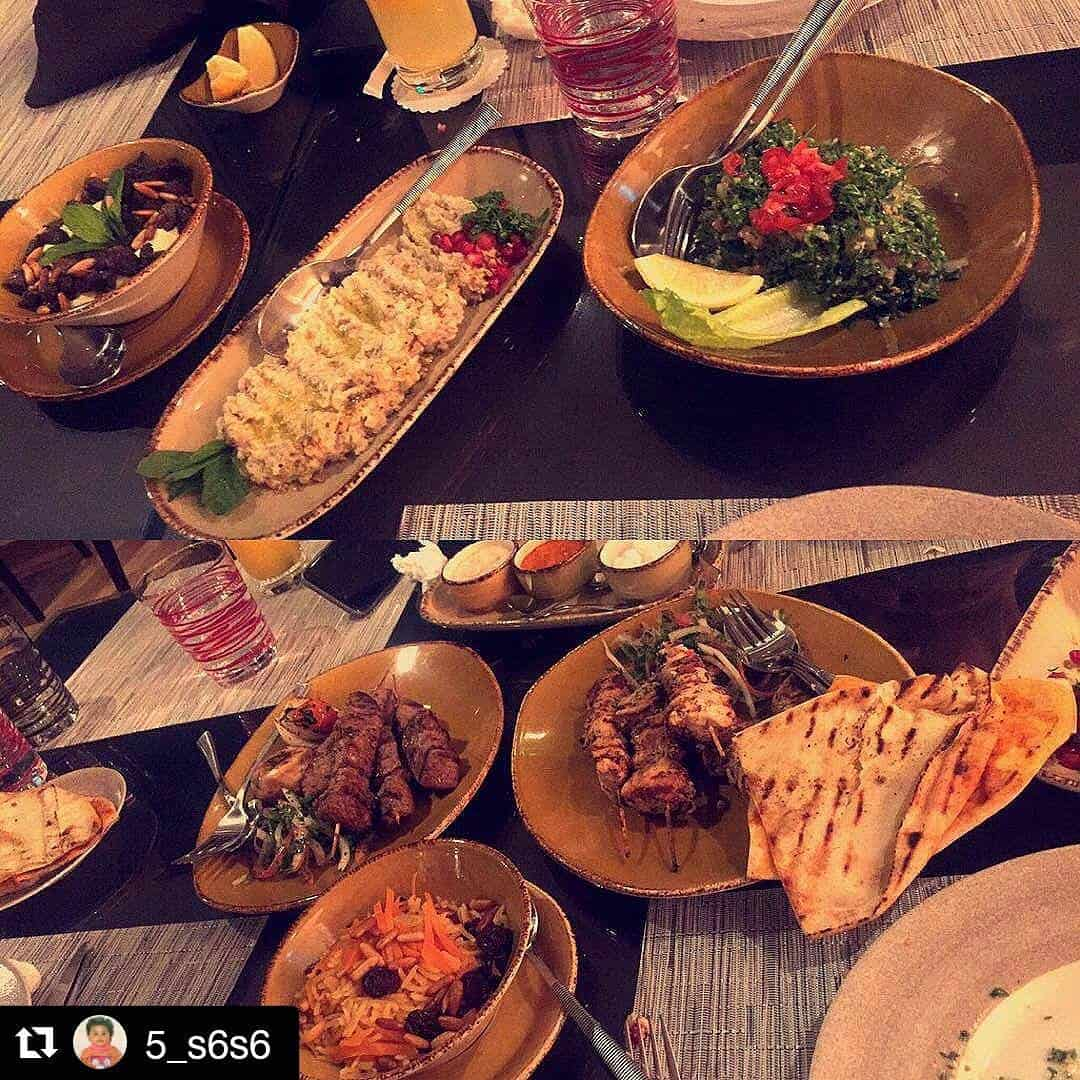 مطعم نايا الرياض
