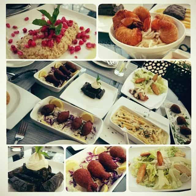 مطعم حدائق فيينا الرياض