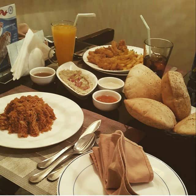مطعم كابوريا الرياض
