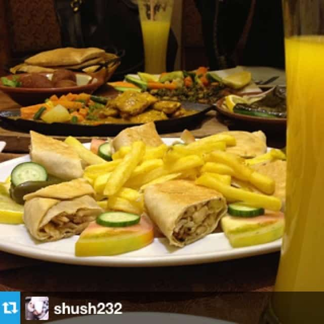 مطعم ماريز في الرياض