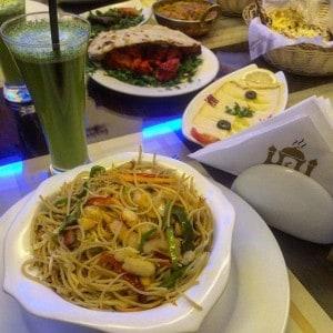 مطعم ميراتا الهندي
