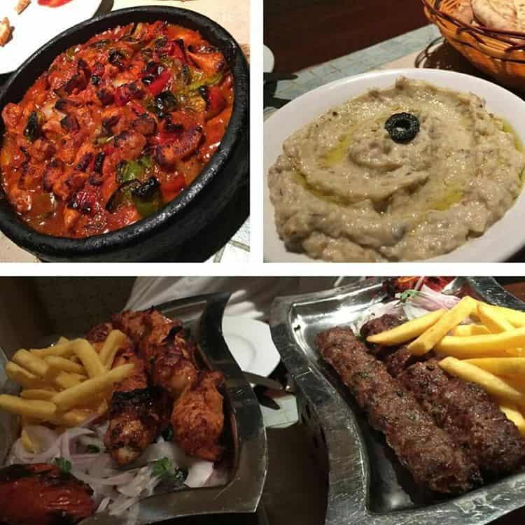 مطعم سلطان باشا في الرياض