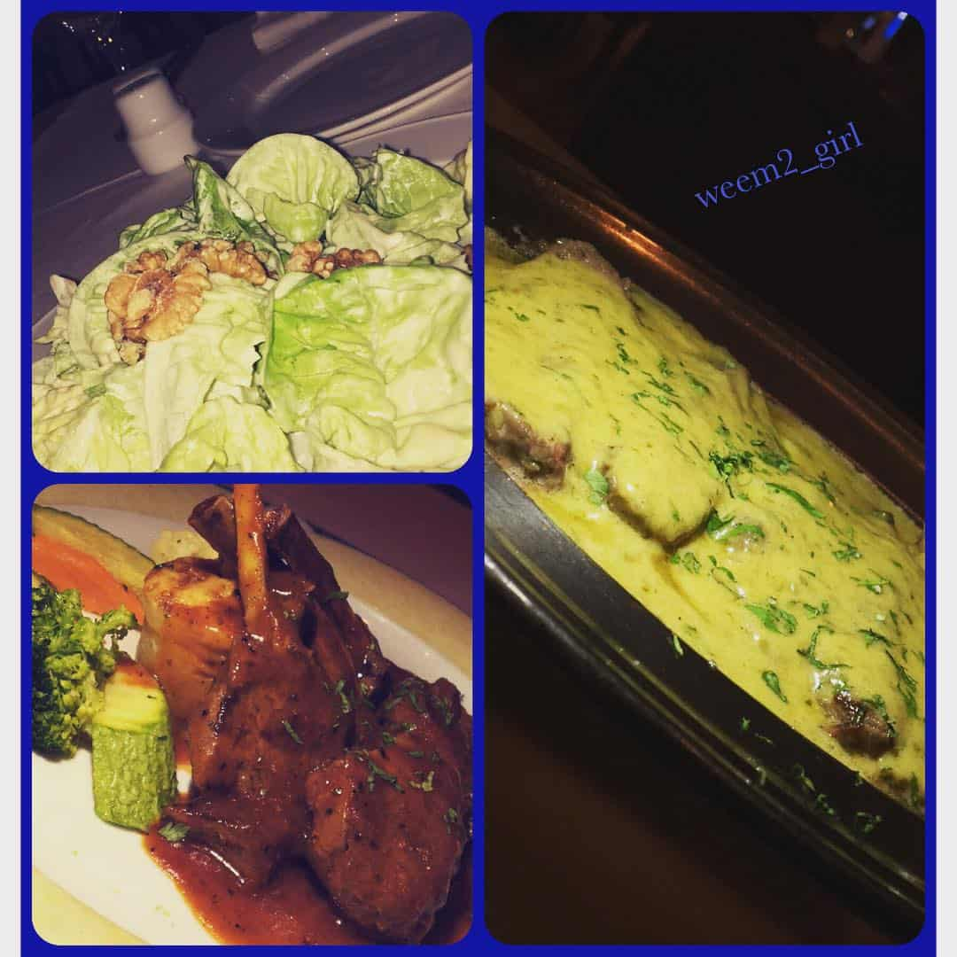 مطعم لاكوزين الرياض