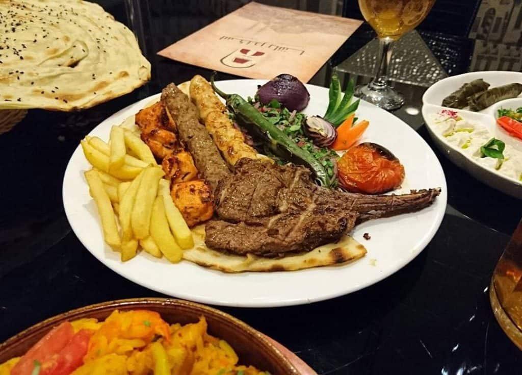 مطعم اسكندر باشا