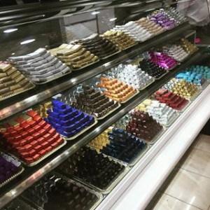 أصناف النخبة للشوكولا