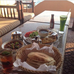 مرسى ومطعم الأحلام