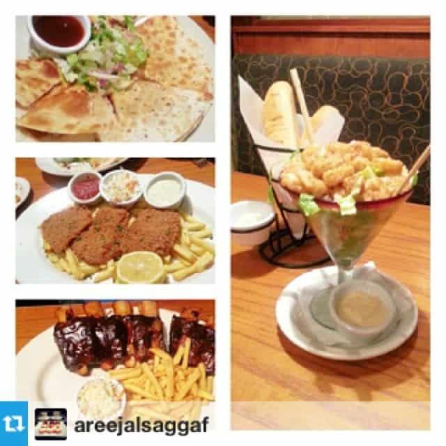 مطعم توني روماس الرياض