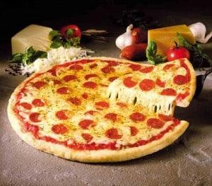 مطعم بيتزا إن