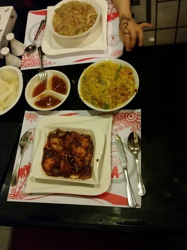 مطعم القصر الصيني المدينة