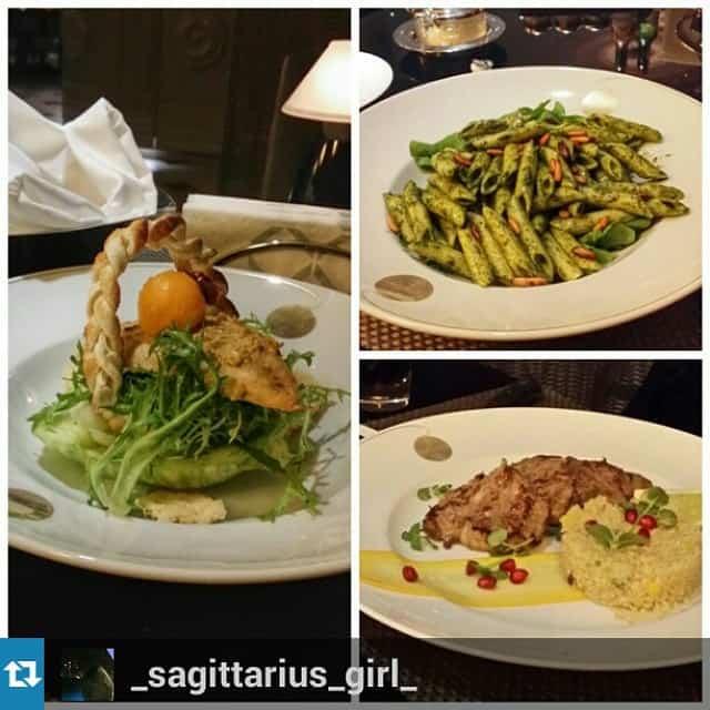 مطعم الآن آرت سبيس الرياض