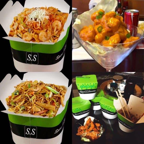 مطعم سبايسز سبرنكلز في الرياض
