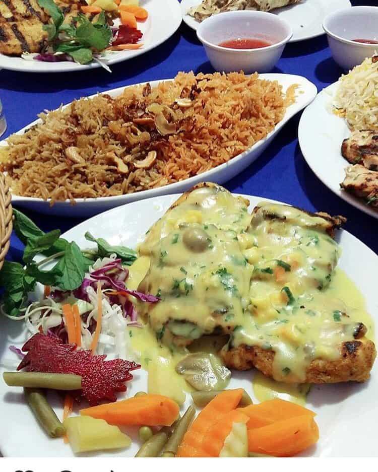 مطعم إنيان في الرياض