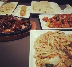 مطعم شانغريلا الصيني