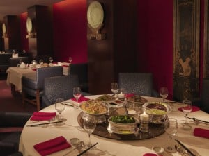 مطعم فندق راديسون ساس
