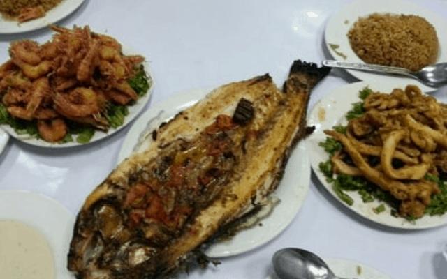 مطعم المحيط المدينة