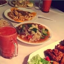 مطعم البيت العربي