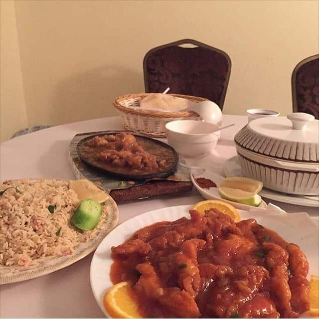 مطعم القصر الشرقي