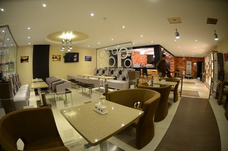مقهي جافا بيتزا
