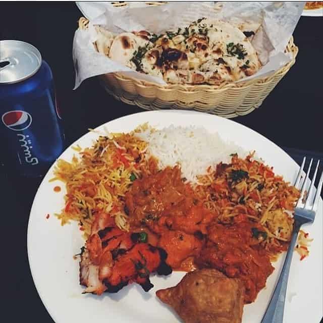 مطعم المذاق الهندي أبها والخميس
