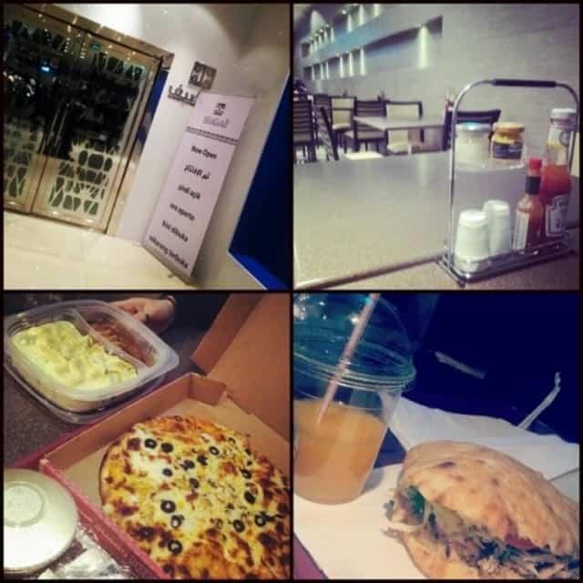 مطعم ليتل سيزرز أبها والخميس