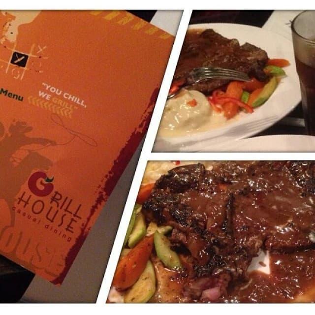 مطعم جريل هاوس