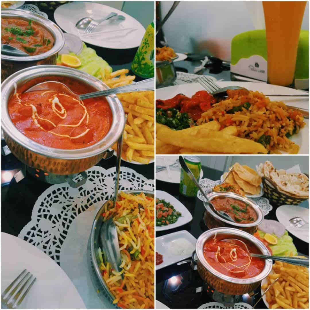 مطعم القصر الشرقي أبها والخميس